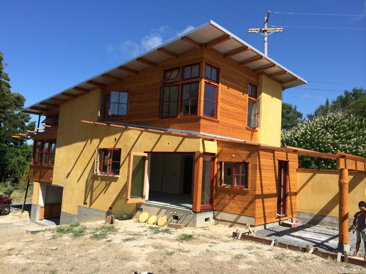 Arkin Tilt Architects to Make Plan Sets for Eight Straw Bale Homes – Straw Bale Garage Plans