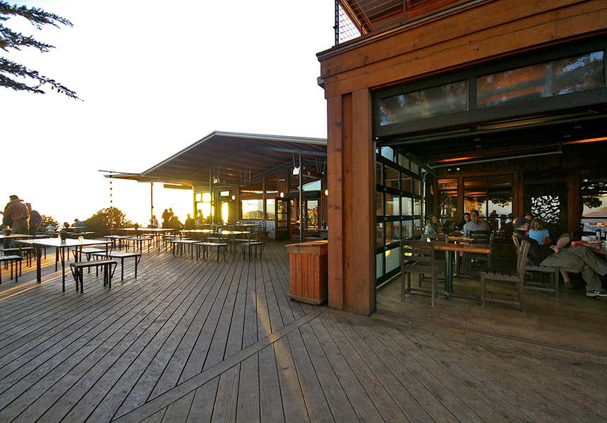 esalen terrace