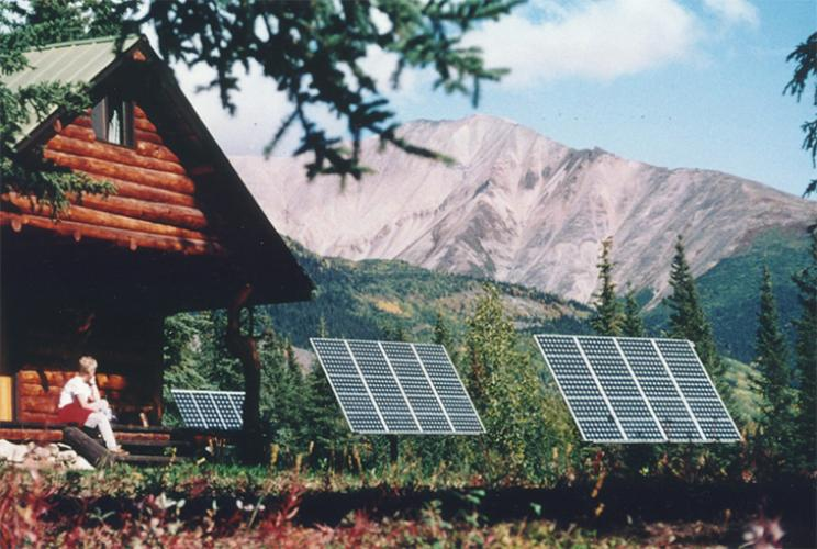 boreal lodge photovoltaic