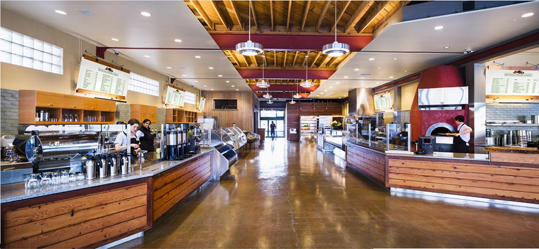 el cerrito natural grocery interior