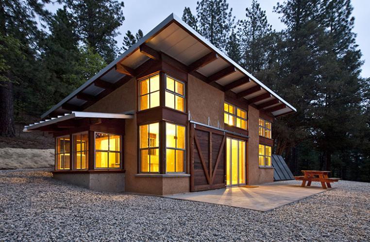Charming Chalk Bluff Cabin U2013 By Arkin Tilt Architects