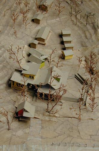 hidden villa model