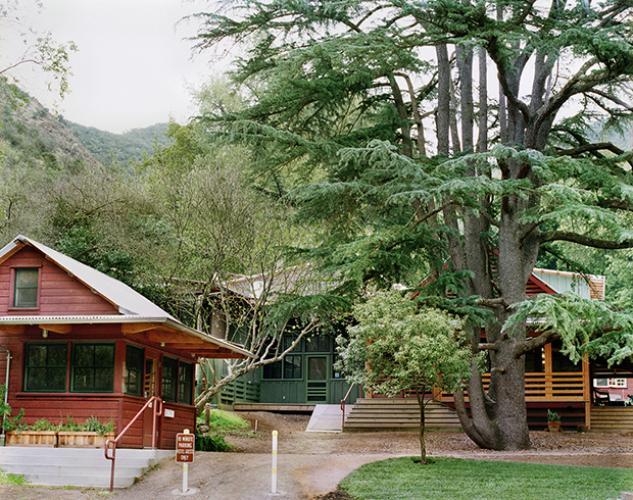 Hidden Villa south view