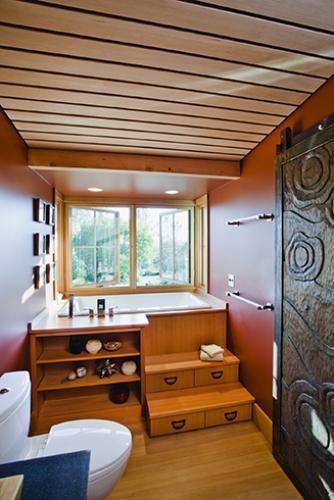Idea Garden bathtub