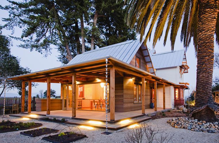 Idea Garden porch