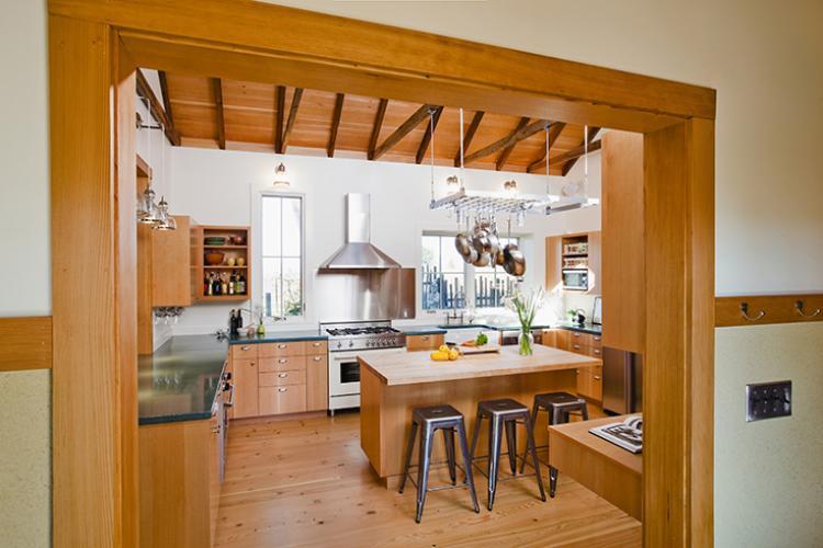 Idea Garden kitchen