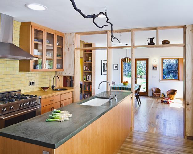 lopez residence kitchen
