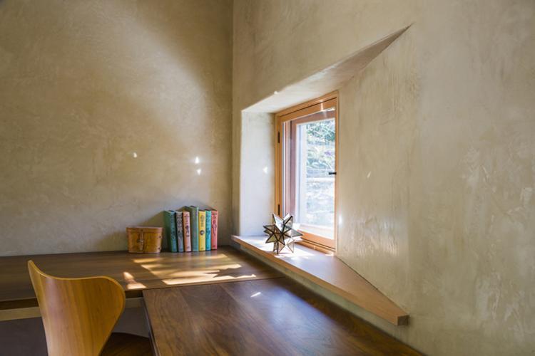 healdsburg straw bale wall