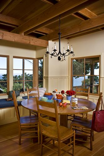 gualala residence dining