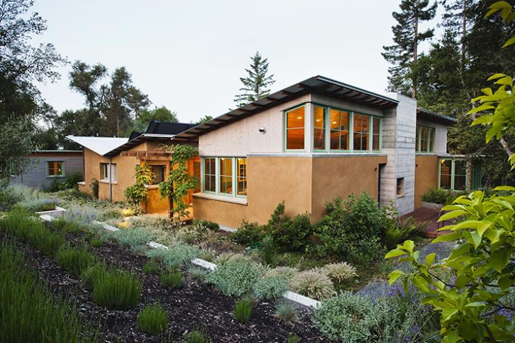 vine hill residence