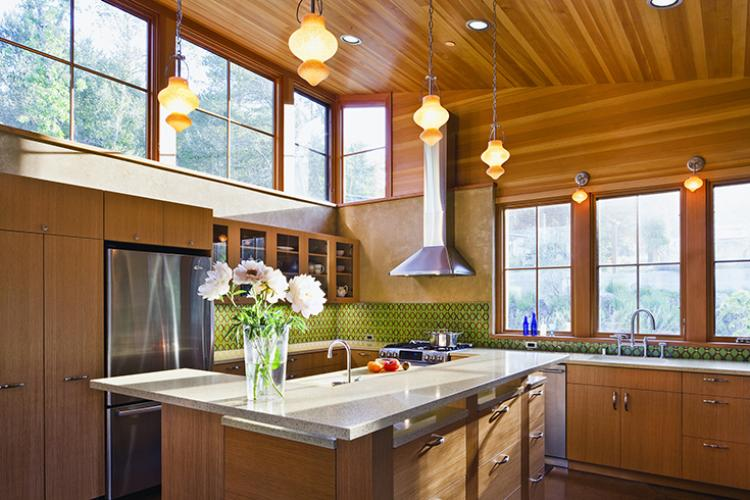 vine hill residence kitchen