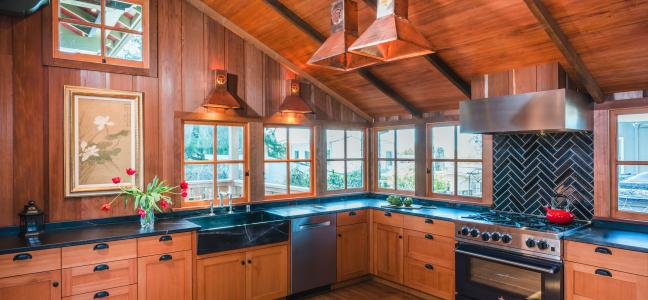 maybeck kitchen addition